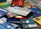 Declina el uso de tarjetas de crédito