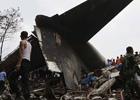 116 muertos en avión estrellado