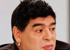 Maradona para presidente de la FIFA