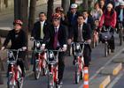 Holanda brinda asesoría a México en uso de a bicicleta