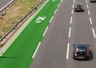 Prueban carreteras en Reino Unido para recargar coches eléctricos