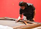 Niño daña pintura de 1.5 millones de dólares en un museo de Taiwán