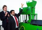 Primera recicladora de unicel creada por Mexicanos