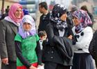 10 mil Sirios podrían ser trasladados a nuestro país
