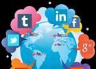 Redes Sociales, Fábrica de nuevas celebridades